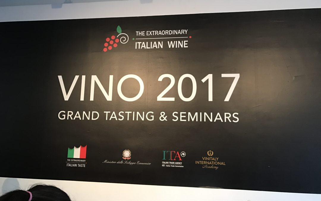 Vino 2017 in New York City